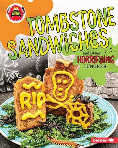 book cover tombstone sandwiches