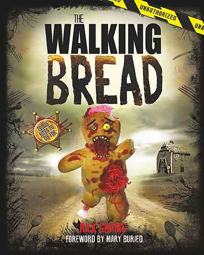 book cover the walking bread