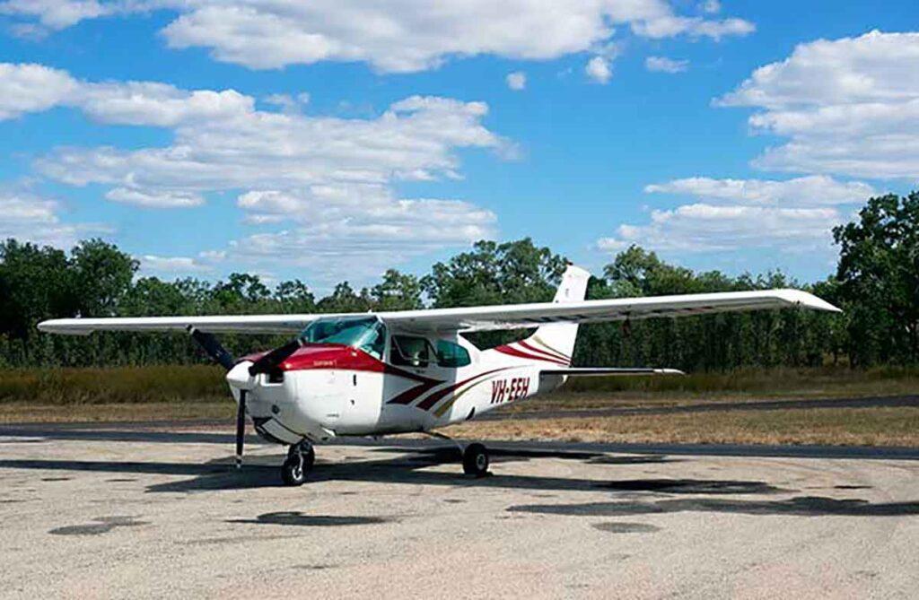 Katherine Aviation Plane