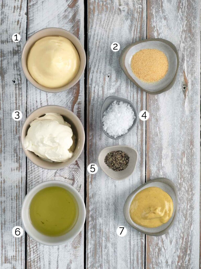 dill pickle pasta salad dressing ingredients