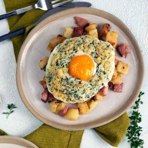 green eggs recipe