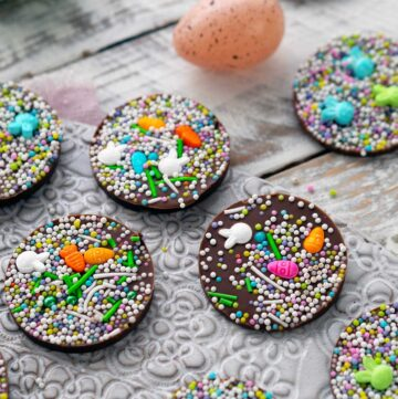 Easter Chocolate Freckles Recipe