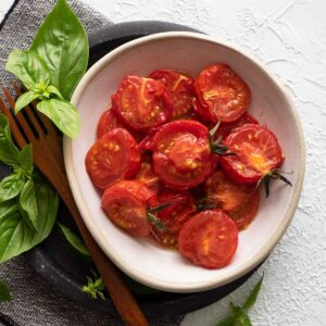 Cold Smoked Tomatoes Recipe
