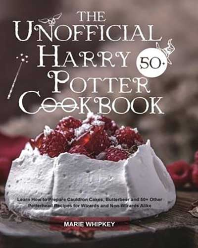harry potter cookbook collection