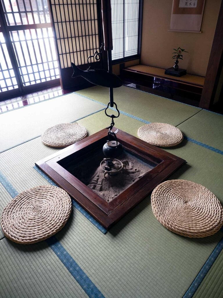 irori at tanabe ryokan