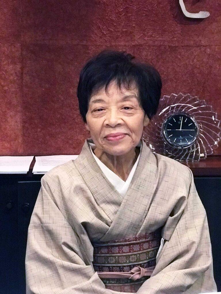 owner of tanabe ryokan takayama