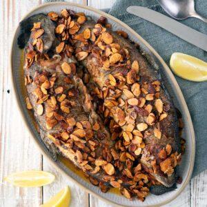 Trout Almondine Recipe